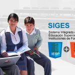 Curso virtual autoformativo sobre el registro de Información en el SIGES