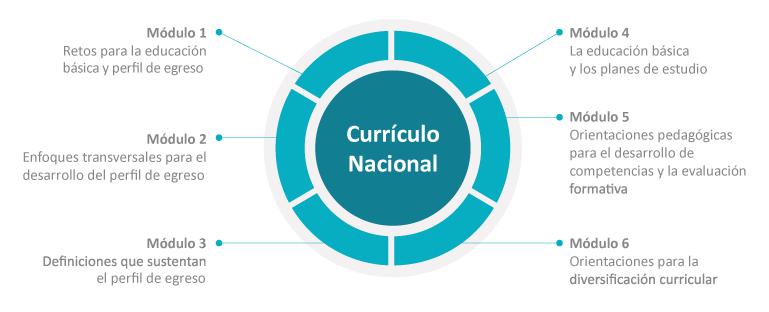 curso virtual de curriculo nacional