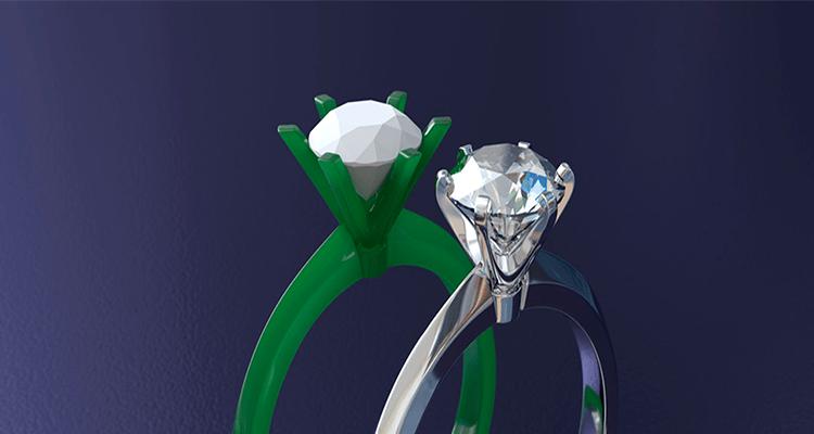 Diseño de Joyas 3D en Rhinogold